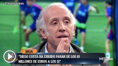 Diego Costa ha pedido una cifra desorbitada.