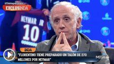 Neymar todavía no es imposible para el Real Madrid.