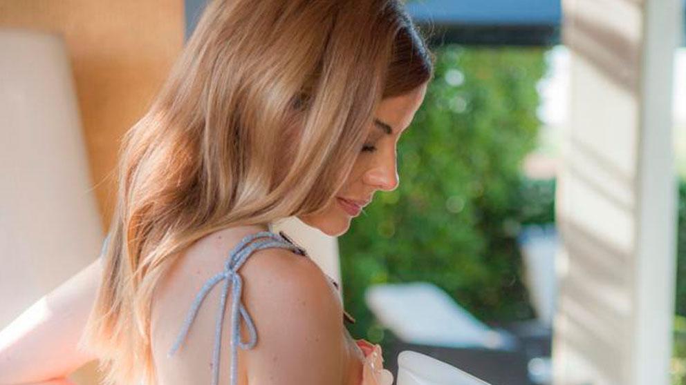 Raquel Oliva, vicepresidente de Oliva Iluminación, es la primera y única embajadora del portal Net-a-Porter en España. Foto: Paloma Rodríguez Barceló