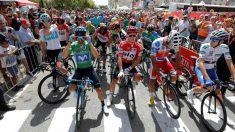 Clasificación de la Vuelta a España 2018 hoy martes 28 de agosto. (EFE)