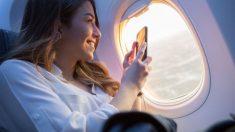 Guíate por estos pasos para conseguir el mejor asiento de avión