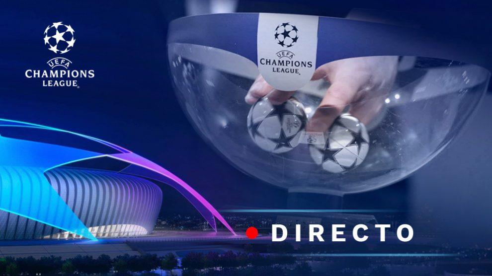 Sorteo Champions League   Calendario y emparejamientos de octavos de la Champions 2018-2019