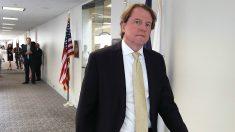 Don McGahn, abogado de la Casa Blanca. (AFP)