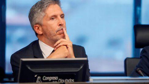 Fernando Grande-Marlaska, ministro del Interior. (Foto: EFE)