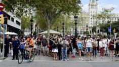 Turistas en Barcelona (Foto: iStock)