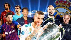 Así quedan los grupos de la Champions League 2018 después del sorteo.