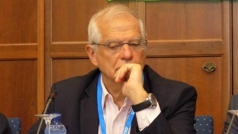 Josep Borrell, ministro de Exteriores y Unión Europea. (EP)