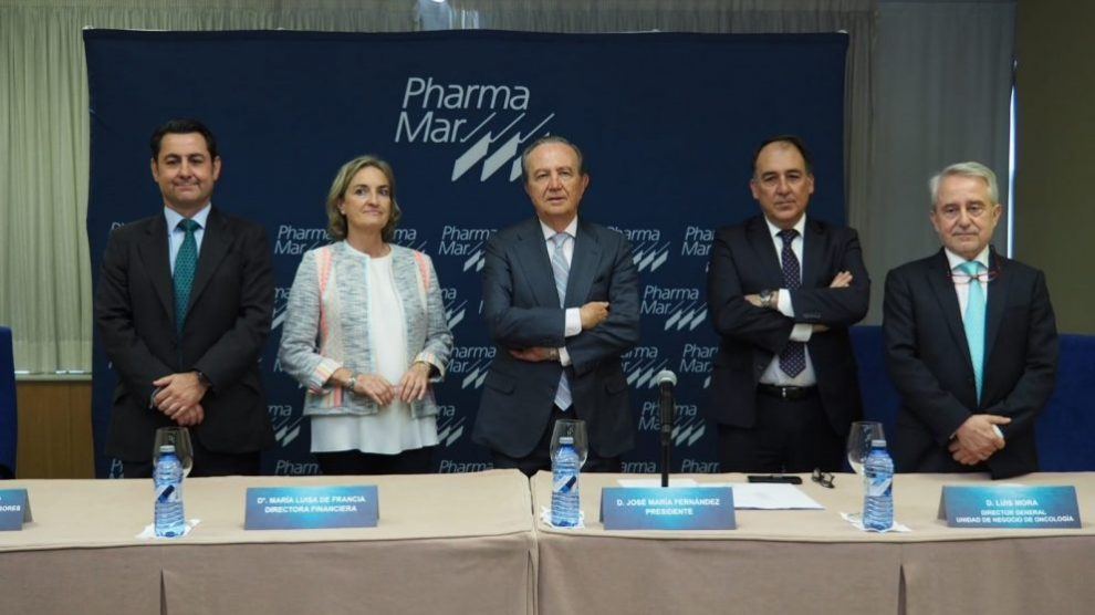 Junta general de Pharma Mar