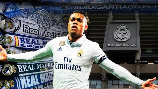 Oficial: Mariano vuelve al Real Madrid