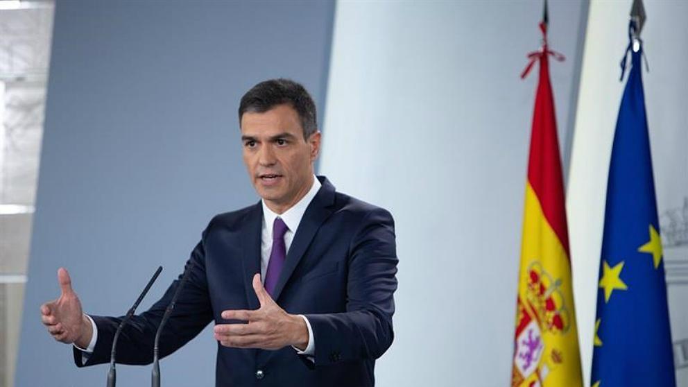 Pedro Sánchez, presidente del Gobierno. (EP)