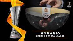 Sorteo Europa League 2018.