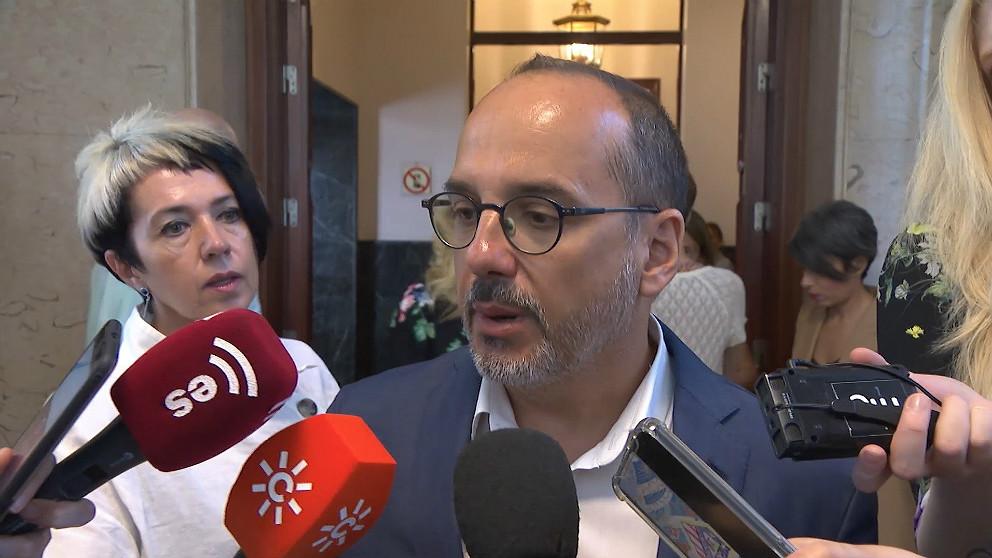 Carles Campuzano, portavoz del PDeCAT en el Congreso. (EP)