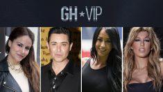 Los cuatro concursantes confirmados de GH VIP 2018