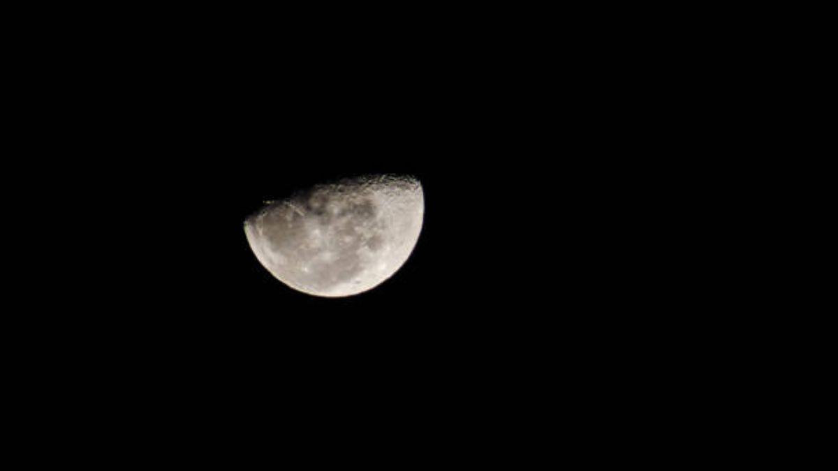 A qué corresponde la fase lunar de cuarto menguante
