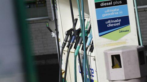 Precio de la gasolina (Foto: EP-Archivo)