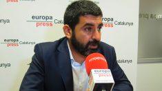 El conseller de Trabajo, Asuntos Sociales y Familias de la Generalitat, Chakir El Homrani. Foto: Europa Press