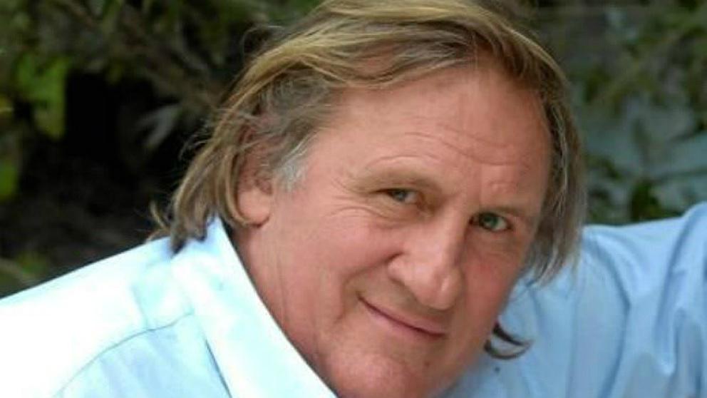 El actor francés Gérard Depardieu. (EP)