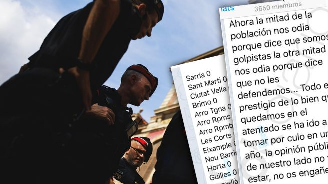 Los Mossos hartos de la politización: vaciarán las comisarías con una huelga encubierta en septiembre