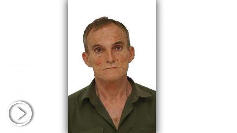 Benito Ortiz Perea, el preso peligroso fugado de Zuera (EP).
