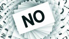 """Cómo decirle """"no"""" a los hijos"""