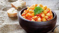 Receta de garbanzos a la catalana, un plato tradicional muy completo