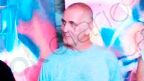 Joan Bautista Gispert fue detenido el miércoles por agredir a una mujer rusa que quitaba lazos en el Parque de la Ciutadella de Barcelona.