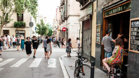 Bares en Barcelona (Foto: iStock)