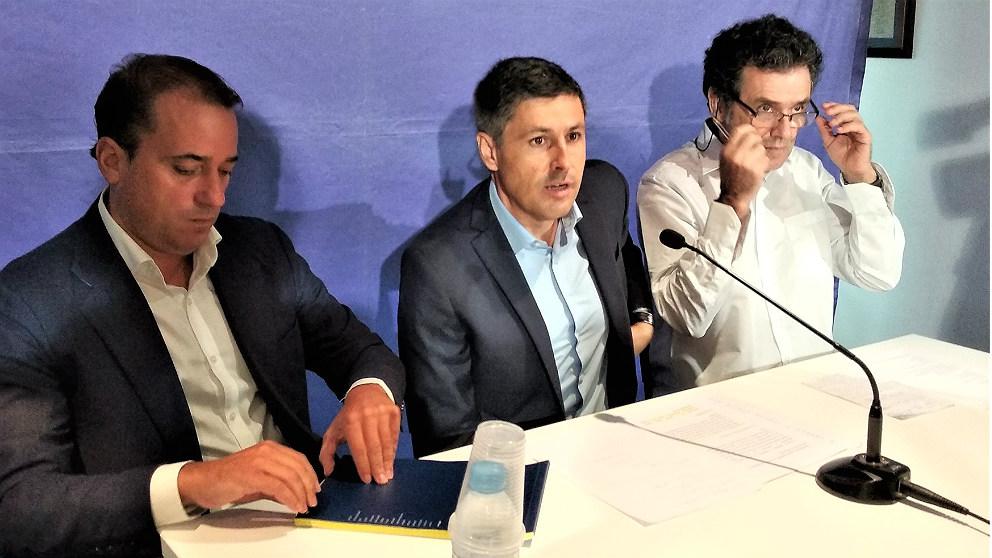 José Rosiñol, presidente de Societat Civil Catalana. (EP)