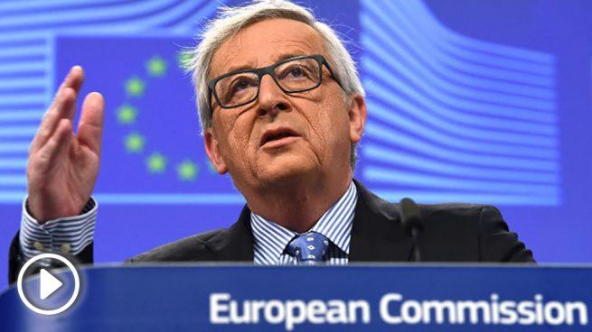 Juncker y Tusk apuntan a un acuerdo con Reino Unido sobre el Brexit a finales de año