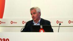Luis Eguiluz, portavoz del PP en Bilbao. (EP)