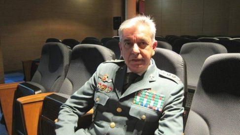 Manuel Sánchez Corbí, coronel de la Guardia Civil. (EP)