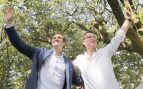 Pablo Casado y Alberto Nuñez Feijóo