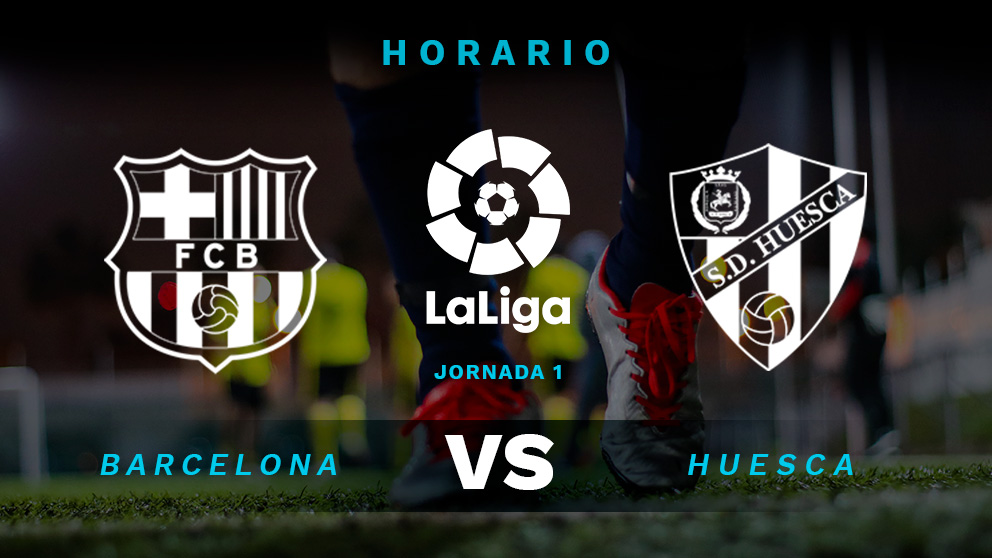 Liga Santander: Barcelona- Huesca | Horario partido del Barcelona