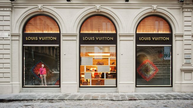bc601a7f7 Louis Vuitton, Kering, Hermés… El lujo despega en Bolsa por el acercamiento  de EEUU a China