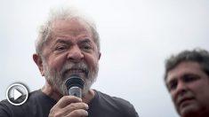 Luiz Inácio Lula da Silva, ex presidente de Brasil. (Foto: AFP)