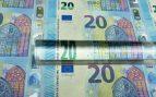 Billetes de veinte euros. (Foto: EP)