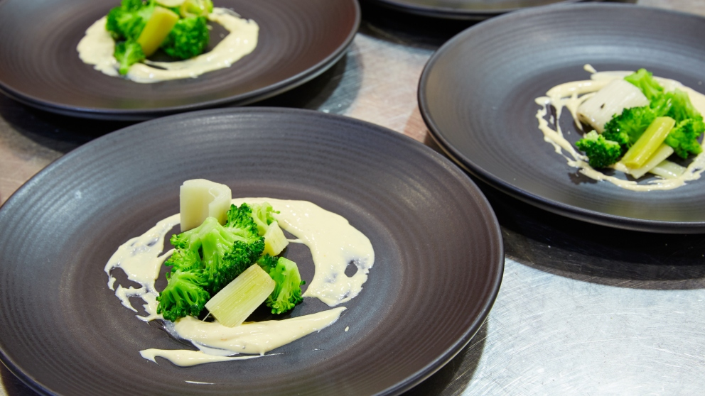 Receta de brócoli con mayonesa fácil de preparar