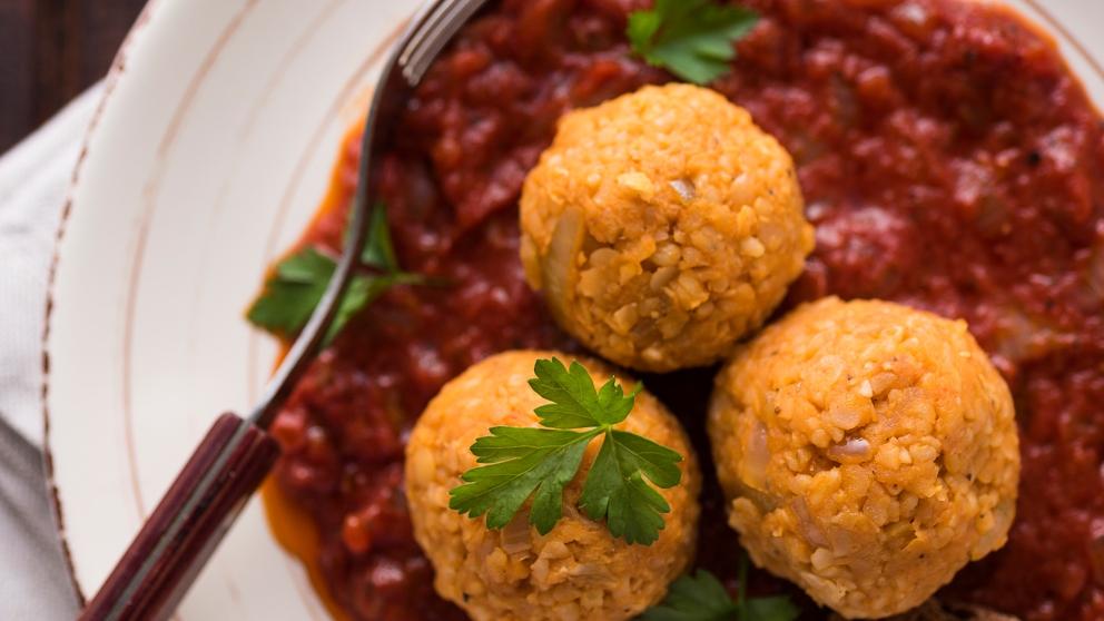 Receta de croquetas de lentejas veganas fácil de preparar