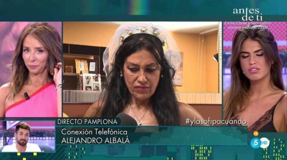 Sofía cancela la boda en 'Sábado Deluxe'
