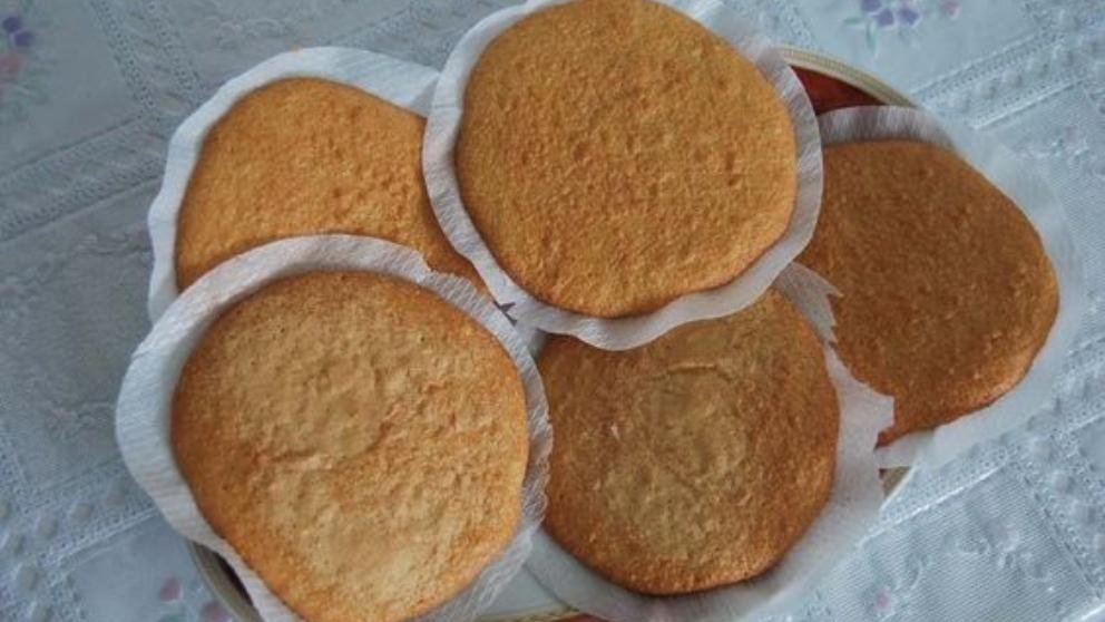 Receta de Tortas de mistela tradicionales de Valencia