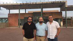Los líderes de CC.OO. y UGT visitan a Cuixart (RRSS).