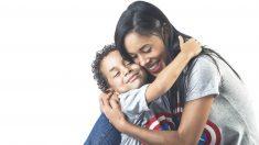 Consejos para que el niño deje de estar pegado a su madre