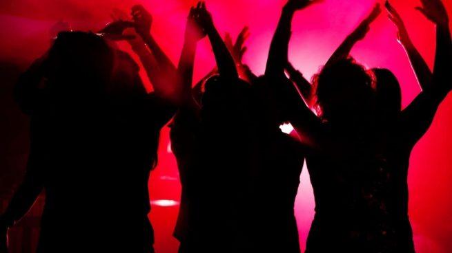 bailar discoteca
