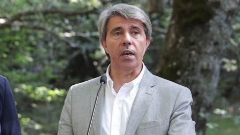 El presidente madrileño Ángel Garrido