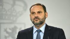 José Luis Ábalos, ministro de Fomento y secretario de Organización del PSOE. (EP)