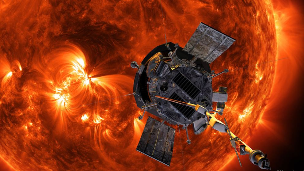 La sonda Parker, la misión de la NASA que nos acerca más al Sol