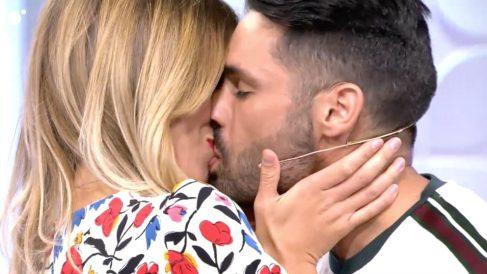 Eleazar y Zaida se han marchado juntos de 'MYHYV'