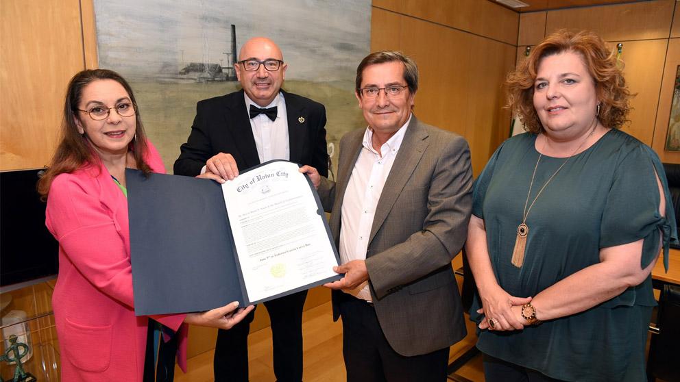 La capital del Estado de New Jersey proclama el 5 de junio Día de Lorca (Foto: EP)
