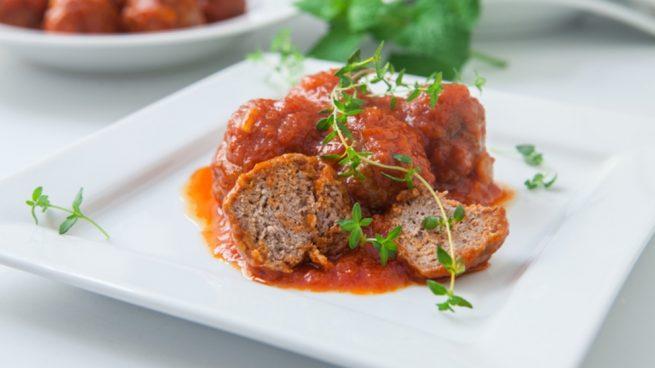 Receta de alb ndigas de seit n deliciosas sin nada de carne for Como se cocina el seitan