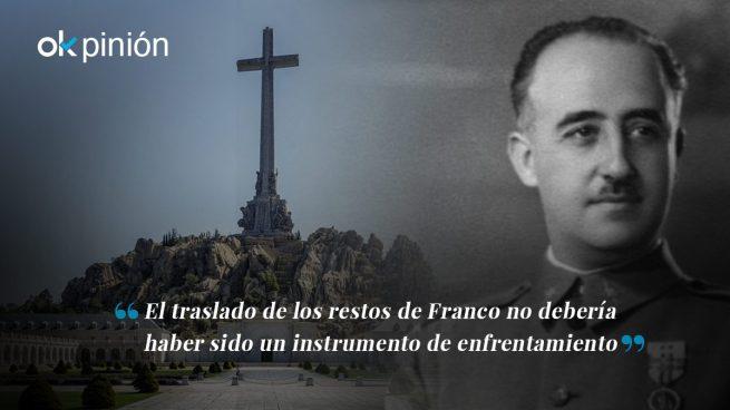 La «Guerra Civil» de los restos de Franco